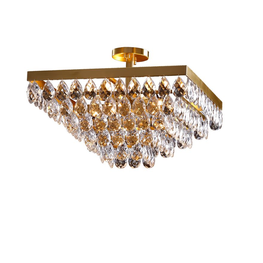 Trieste Semi flush